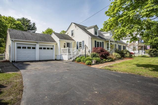 85 S Worcester St, Norton, MA 02766 (MLS #72504049) :: Welchman Real Estate Group | Keller Williams Luxury International Division