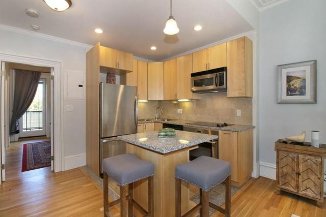 25 Dartmouth Street #3, Boston, MA 02116 (MLS #72504117) :: The Gillach Group