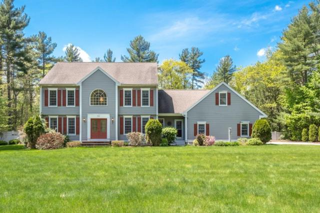 310 Riverbend Drive, Groton, MA 01450 (MLS #72504135) :: Apple Country Team of Keller Williams Realty