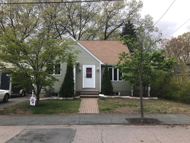 11 Dayton, Quincy, MA 02169 (MLS #72504169) :: Trust Realty One