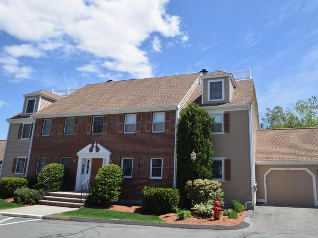 5 Weatherly Drive #5, Salem, MA 01970 (MLS #72504233) :: Apple Country Team of Keller Williams Realty