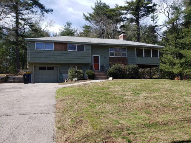 229 E. Foxboro Street, Sharon, MA 02067 (MLS #72504282) :: Primary National Residential Brokerage