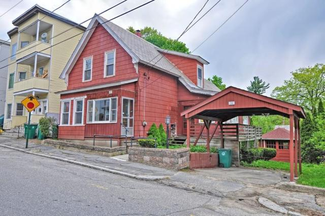 183 Charles St, Fitchburg, MA 01420 (MLS #72504470) :: Apple Country Team of Keller Williams Realty