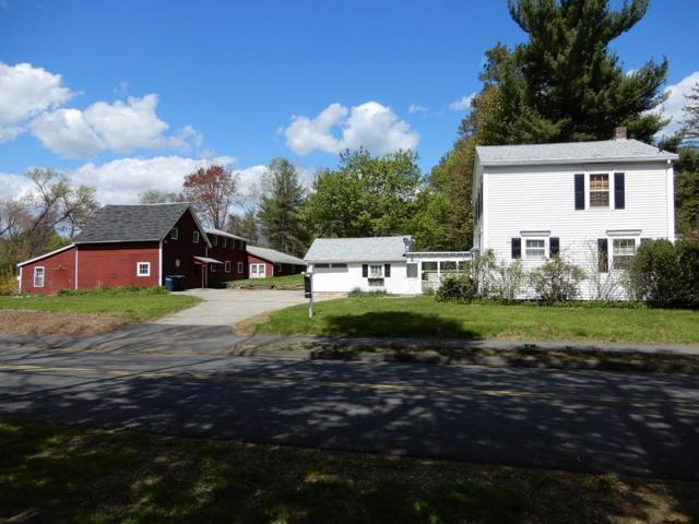 15 Wickaboag Valley Rd, West Brookfield, MA 01585 (MLS #72504519) :: Apple Country Team of Keller Williams Realty