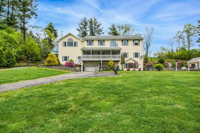 24 Fitzgerald Rd, Charlton, MA 01507 (MLS #72504570) :: Apple Country Team of Keller Williams Realty