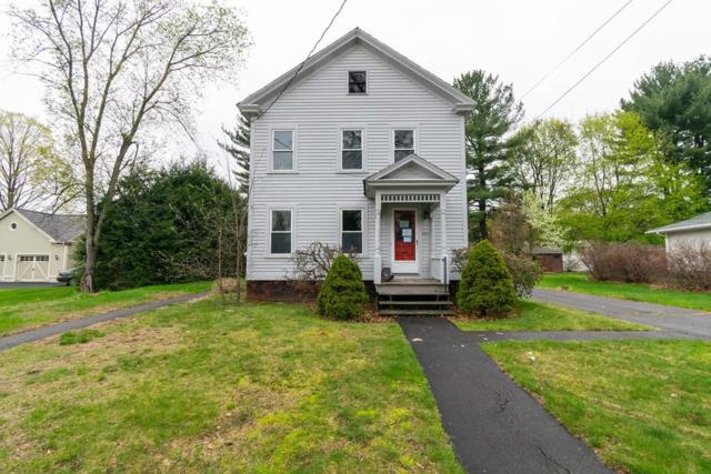 161 Highland Ave, Westfield, MA 01085 (MLS #72504631) :: Anytime Realty