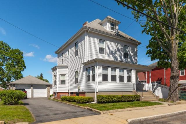 7 Marshall St, Medford, MA 02155 (MLS #72504703) :: Team Patti Brainard