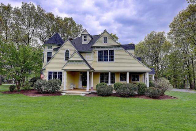11 Jasons Grant Dr, Cumberland, RI 02864 (MLS #72504775) :: Spectrum Real Estate Consultants