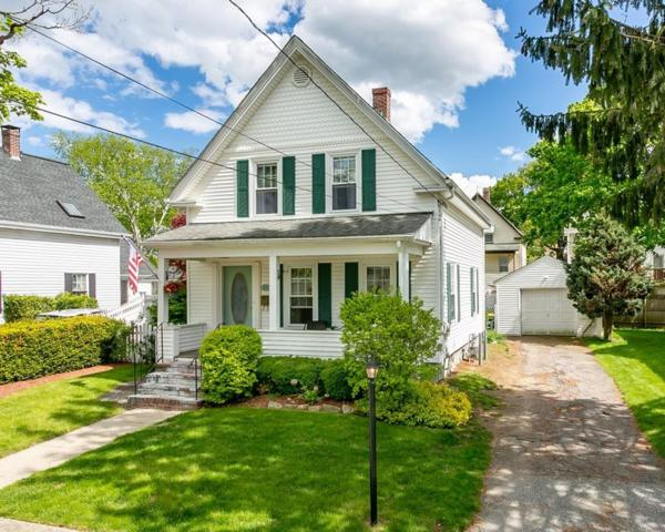 36 Hutchinson St, Franklin, MA 02038 (MLS #72504806) :: Primary National Residential Brokerage