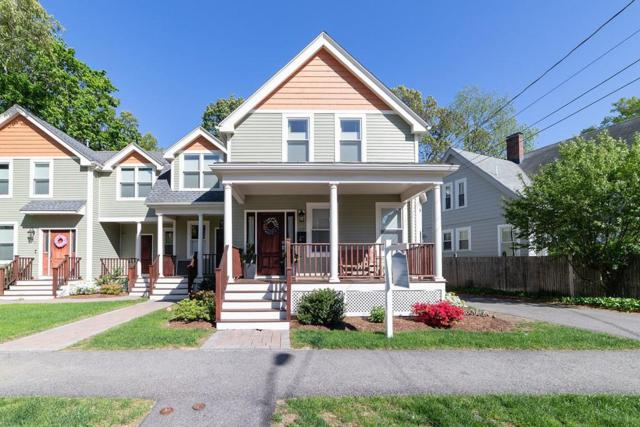 17 Meredith Ave #1, Newton, MA 02461 (MLS #72504868) :: Apple Country Team of Keller Williams Realty
