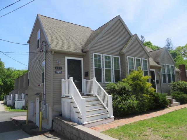 216 Middle St #1, Weymouth, MA 02189 (MLS #72504878) :: Apple Country Team of Keller Williams Realty