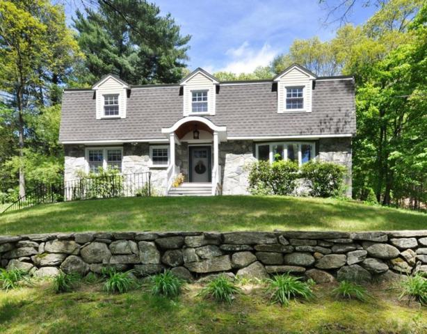 8 College Road, Concord, MA 01742 (MLS #72504894) :: Apple Country Team of Keller Williams Realty