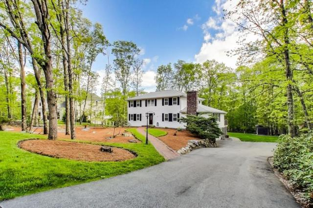 70 Bishop Rd, Sharon, MA 02067 (MLS #72504919) :: Primary National Residential Brokerage