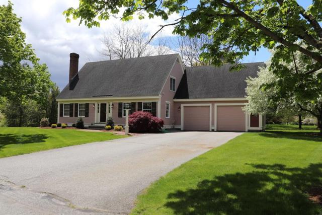 7 Till Drive, Acton, MA 01720 (MLS #72504959) :: Apple Country Team of Keller Williams Realty