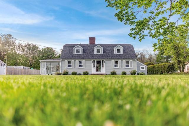 95 Pleasant St, Yarmouth, MA 02664 (MLS #72504961) :: DNA Realty Group