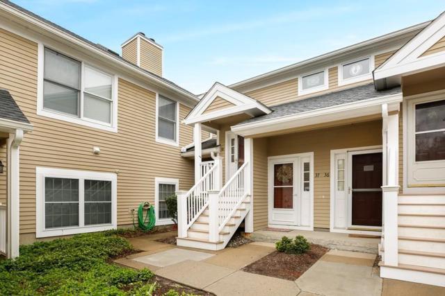 38 Bradford Commons Ln #38, Braintree, MA 02184 (MLS #72504969) :: Primary National Residential Brokerage