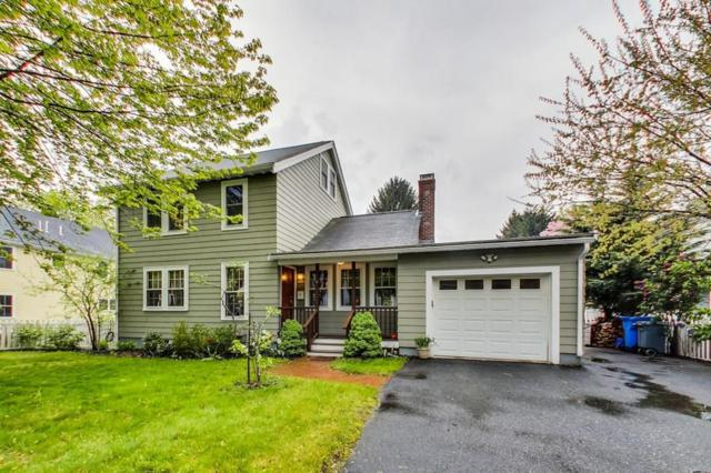 9 Birch St, Belmont, MA 02478 (MLS #72504982) :: Team Patti Brainard