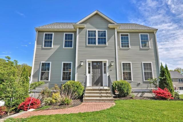 33 Mears Lane, Stoughton, MA 02072 (MLS #72504988) :: Anytime Realty