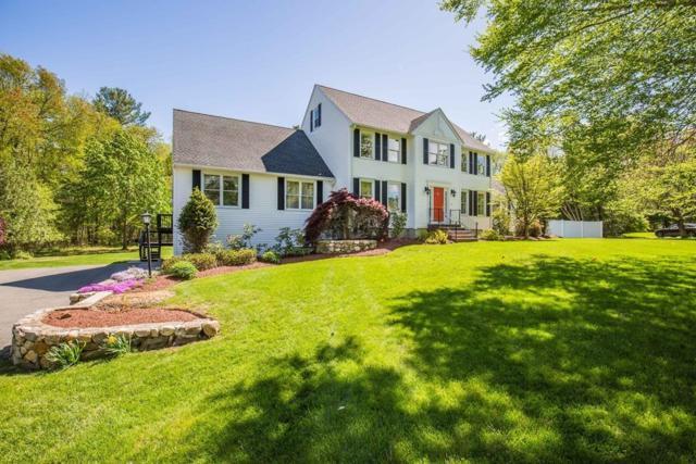 11 Belleau Woods, Georgetown, MA 01833 (MLS #72505087) :: Anytime Realty