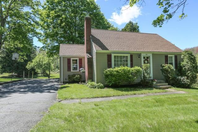 582 Pleasant St, Marlborough, MA 01752 (MLS #72505137) :: Anytime Realty
