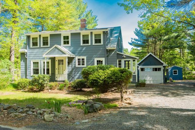 130 Middleton Rd, Boxford, MA 01921 (MLS #72505143) :: ERA Russell Realty Group