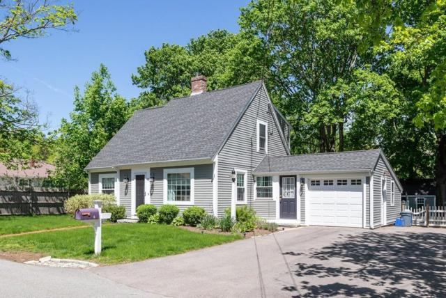 6 Potter Avenue, Plainville, MA 02762 (MLS #72505147) :: Anytime Realty