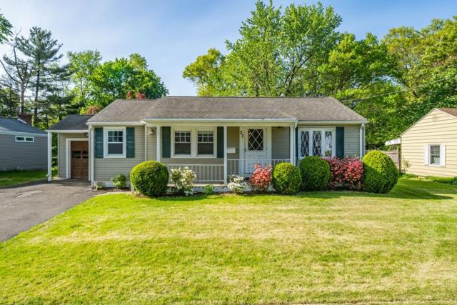 27 Harrington Road, Chicopee, MA 01020 (MLS #72505151) :: NRG Real Estate Services, Inc.
