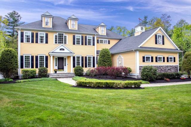 23 Patriots Way, Mansfield, MA 02048 (MLS #72505159) :: Primary National Residential Brokerage