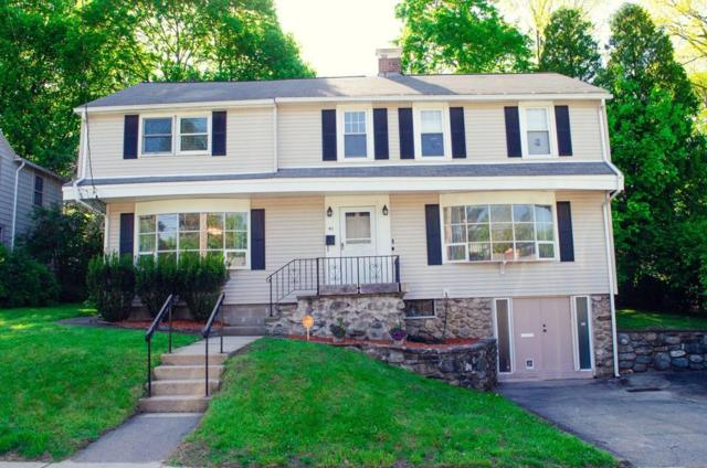 40 Dellwood Rd, Worcester, MA 01602 (MLS #72505168) :: Anytime Realty
