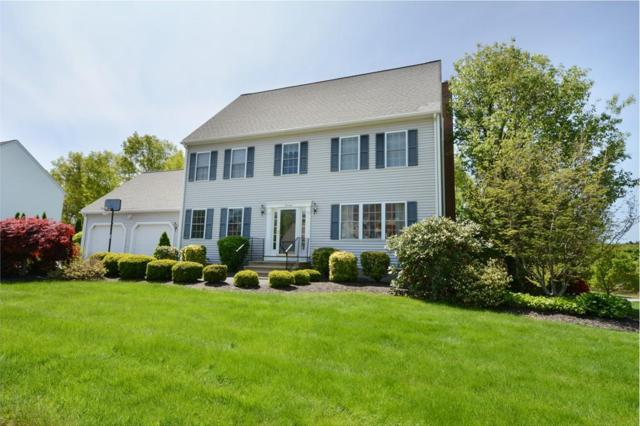 14 Blackthorn Dr, Worcester, MA 01609 (MLS #72505186) :: ERA Russell Realty Group