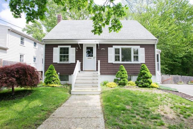 134 Barham Ave, Quincy, MA 02170 (MLS #72505197) :: Keller Williams Realty Showcase Properties