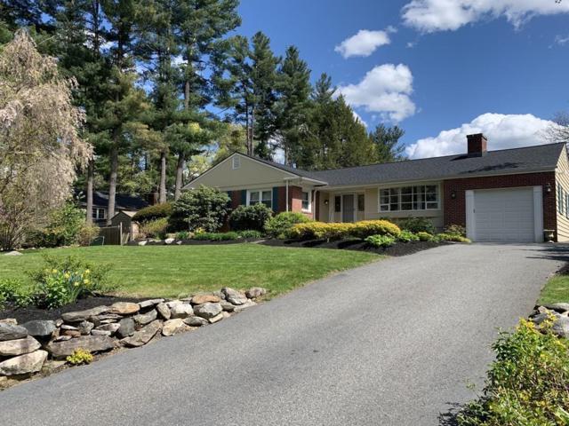 1 Greenwood Lane, Acton, MA 01720 (MLS #72505200) :: Apple Country Team of Keller Williams Realty