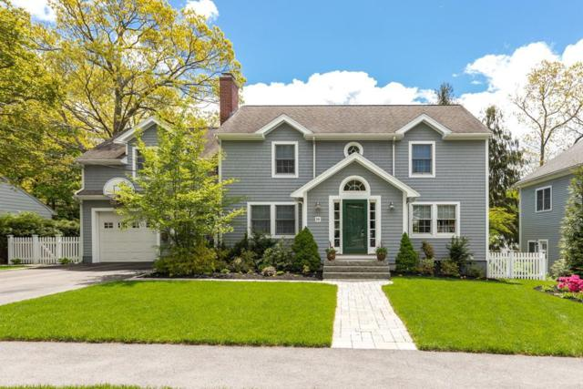 18 Upland Rd, Needham, MA 02492 (MLS #72505220) :: The Gillach Group