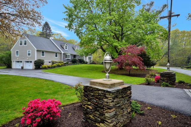 92 Shady Hill Rd, Weston, MA 02493 (MLS #72505243) :: Apple Country Team of Keller Williams Realty
