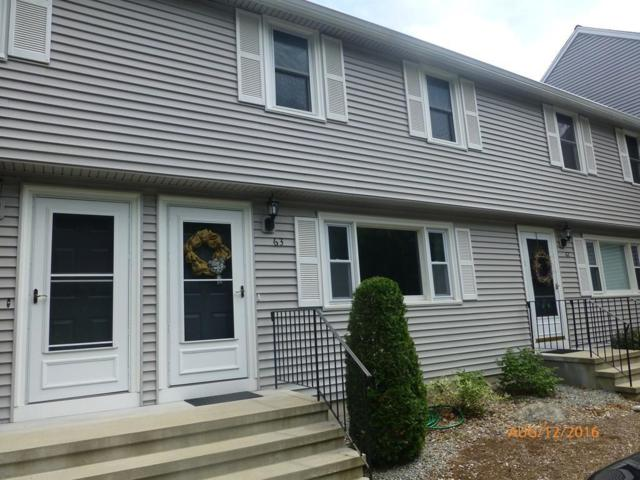 80 Broadway #63, North Attleboro, MA 02760 (MLS #72505258) :: Apple Country Team of Keller Williams Realty
