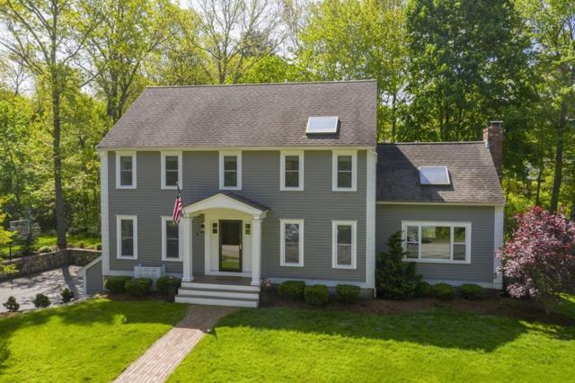 8 Del Prete Dr, Hingham, MA 02043 (MLS #72505262) :: Apple Country Team of Keller Williams Realty