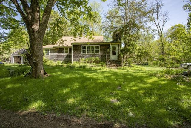 160 Anawan St, Rehoboth, MA 02769 (MLS #72505275) :: Anytime Realty