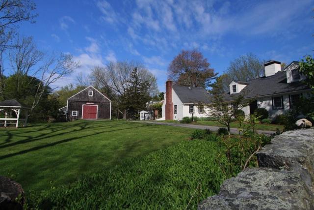 40 Cedar St., Walpole, MA 02081 (MLS #72505300) :: Primary National Residential Brokerage