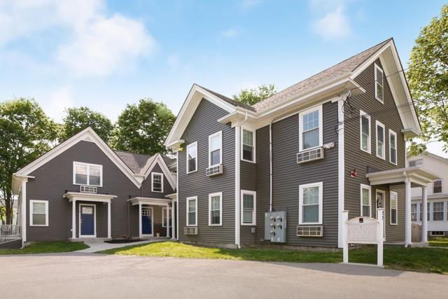 77 S Main St #3, Mansfield, MA 02048 (MLS #72505304) :: Primary National Residential Brokerage