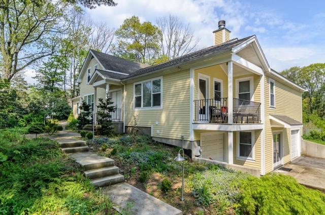 44 Walnut Street, Foxboro, MA 02035 (MLS #72505341) :: Primary National Residential Brokerage