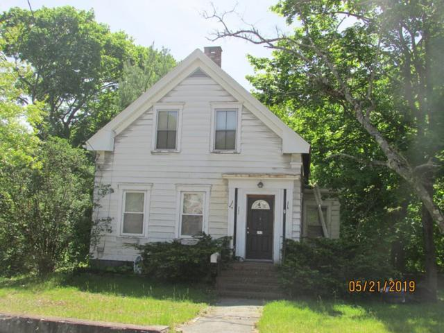 242 Granite St, Quincy, MA 02169 (MLS #72505430) :: Keller Williams Realty Showcase Properties