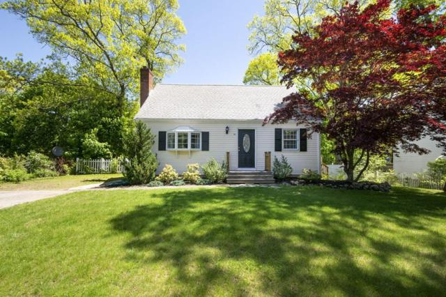 51 Gerard Rd, Norwell, MA 02061 (MLS #72505451) :: Apple Country Team of Keller Williams Realty