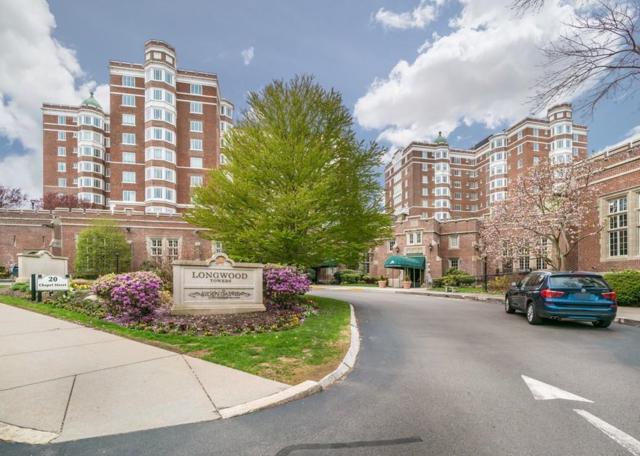 20 Chapel St B506, Brookline, MA 02446 (MLS #72505462) :: Vanguard Realty