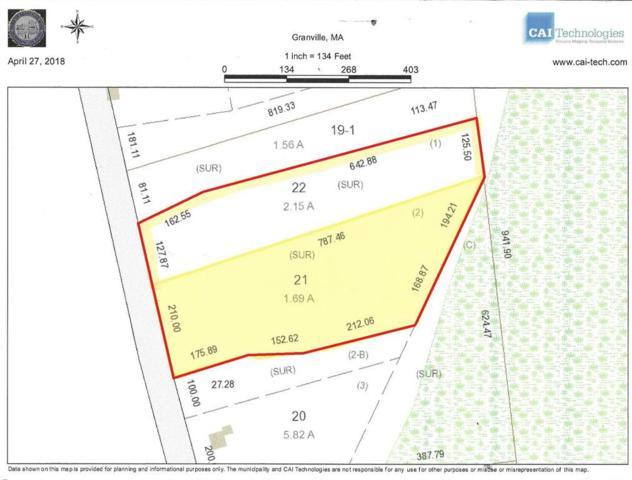 0 Blandford Road, Granville, MA 01034 (MLS #72505463) :: Primary National Residential Brokerage