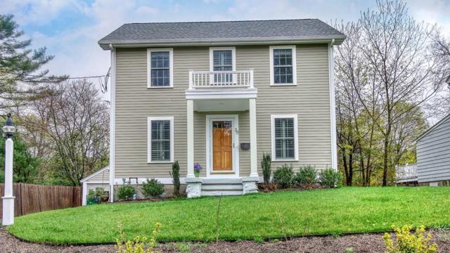 38 Lake Shore Drive, Westwood, MA 02090 (MLS #72505508) :: Primary National Residential Brokerage