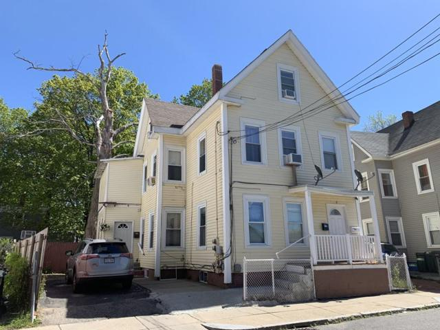 8 Gilbert Ave, Haverhill, MA 01832 (MLS #72505621) :: Exit Realty