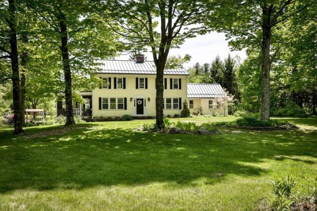 426 Main Street, Bolton, MA 01740 (MLS #72505635) :: The Russell Realty Group