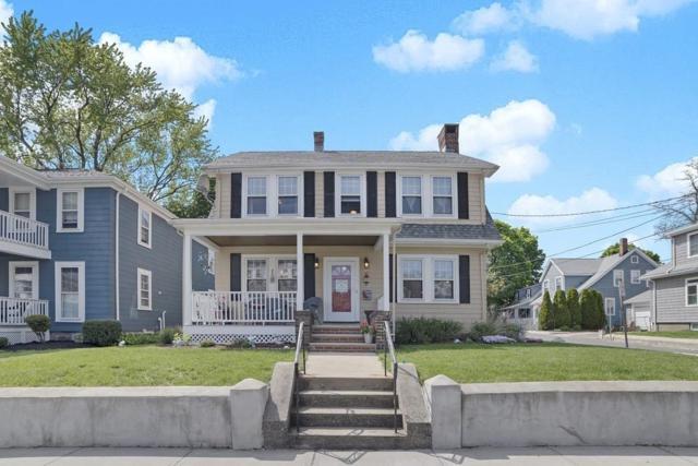 199 Somerset Avenue, Winthrop, MA 02152 (MLS #72505707) :: Westcott Properties