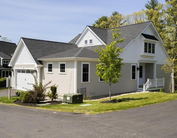 25 Black Horse Place #3, Concord, MA 01742 (MLS #72505734) :: Apple Country Team of Keller Williams Realty