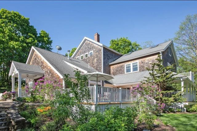 10 Stevens Lane, Cohasset, MA 02025 (MLS #72505738) :: Vanguard Realty